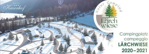 Naturcamping Lärchwiese – Camping Urlaub mit Dolomitenblick