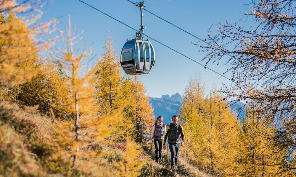 In der Ski- & Almenregion Gitschberg Jochtal verbringen Sie zu jeder Jahreszeit einen unvergesslichen Urlaub