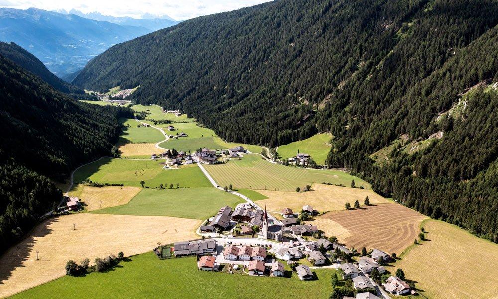 Holiday village of Vals