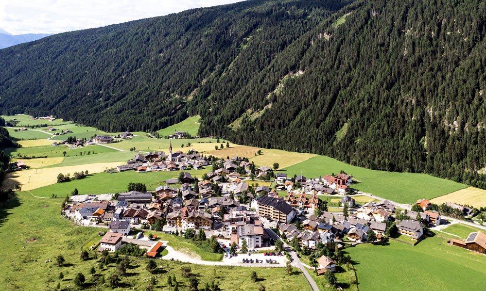 Welche Ortschaften befinden sich in der Ski- & Almenregion Gitschberg Jochtal?