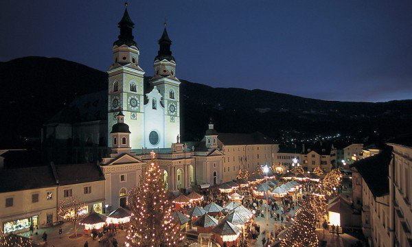 The Brixen Christmas Market
