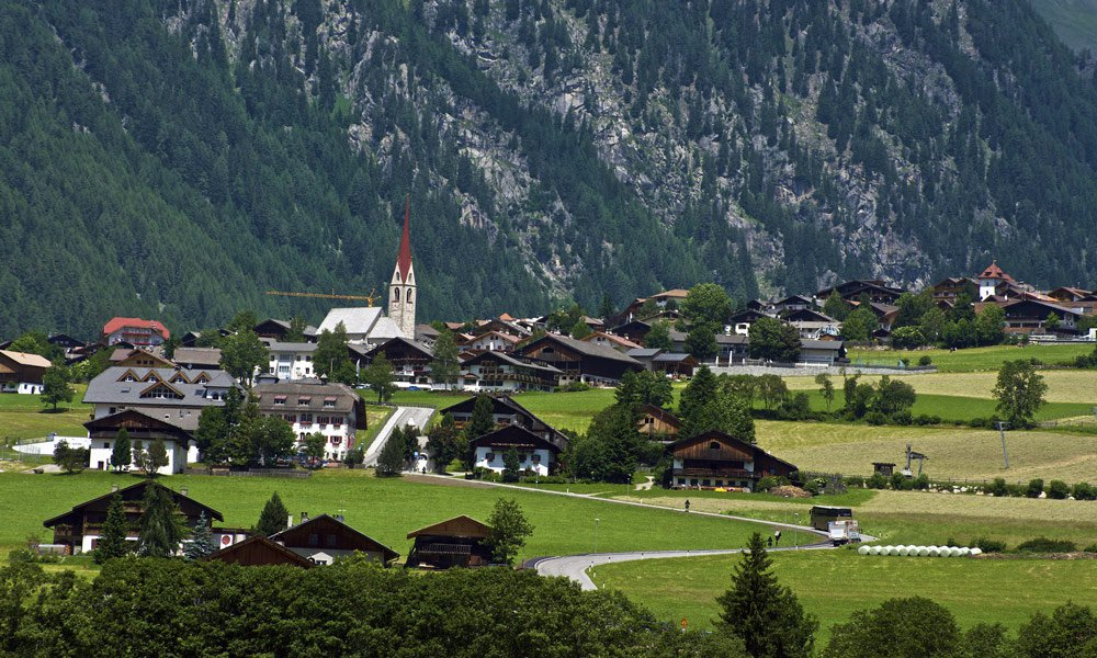 Holiday village of Vals