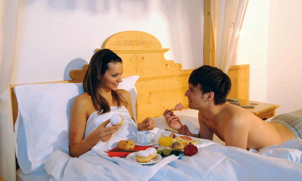 Spend your honeymoon in Vals