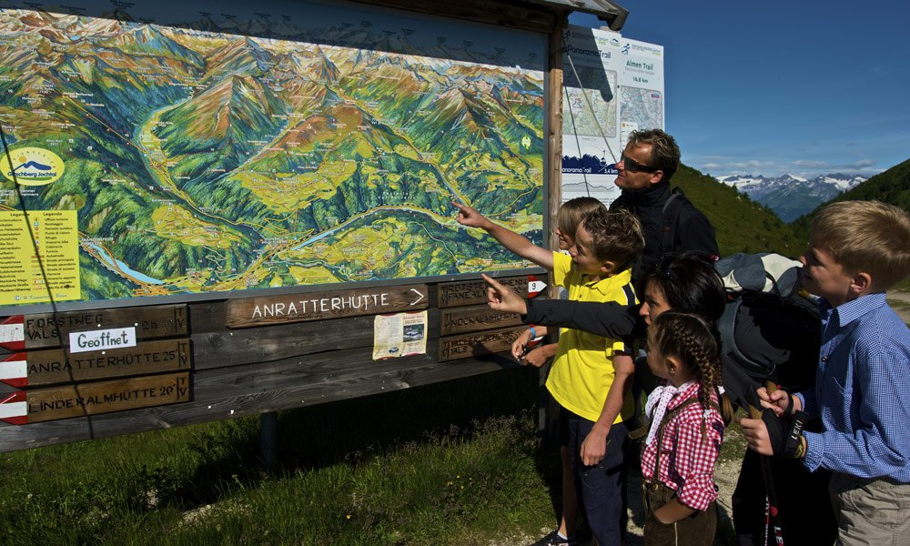 In the alpine region Gitschberg / Jochtal you spend in every season a memorable vacation