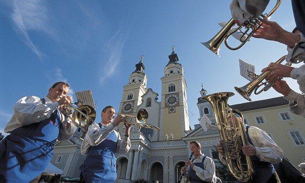 Brixen - die bekannteste Stadt Südtirols