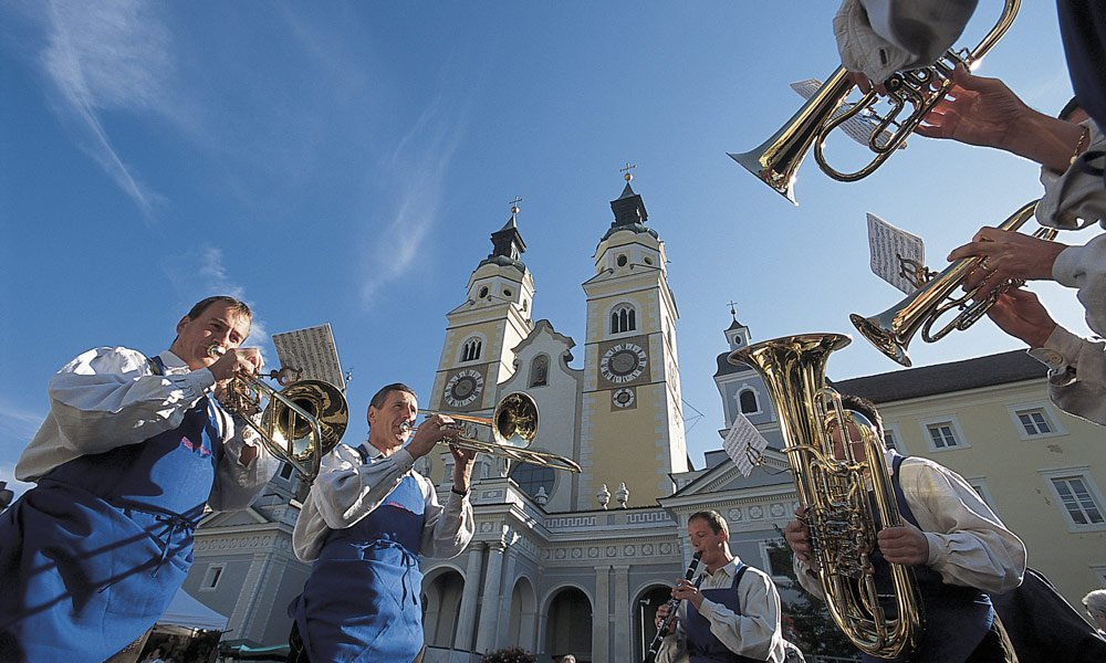 Brixen: the most famous city in South Tyrol