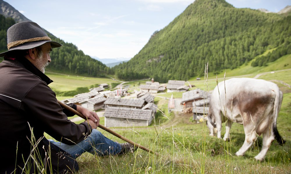 Your vacation in Vals: an experience in every season