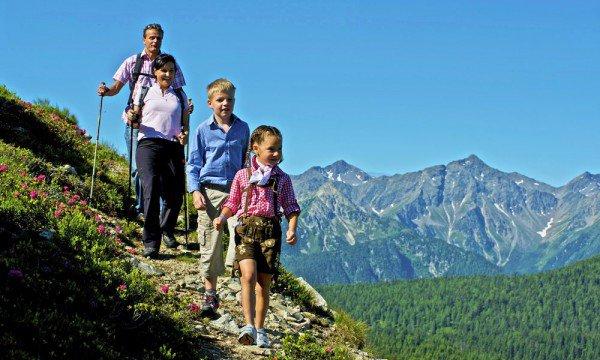 Der Pfunderer Höhenweg - ein Abenteuer, an welches Sie sich noch lange erinnern