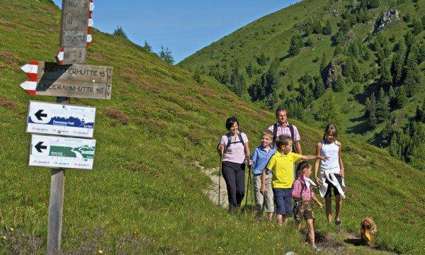 Leitensteig von Vals nach Meransen