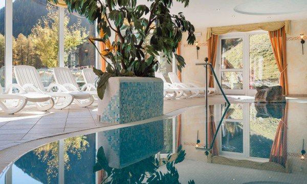 Das Wellnesshotel in Vals - entspannen Sie sich vom Alltag
