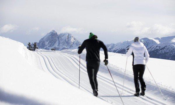 Langlaufen als willkommene Abwechslung zum Skifahren
