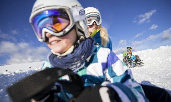 Nur einen Katzensprung entfernt: die Skigebiete Plose und Rosskopf