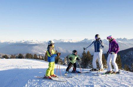 Skitouren im Eisacktal - erleben Sie die Natur von ihrer schönsten Seite