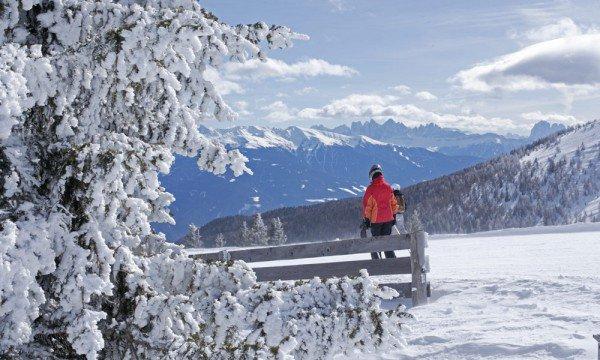 Winterwandern und Schneeschuhwandern in Vals - ein Erlebnis der besonderen Art
